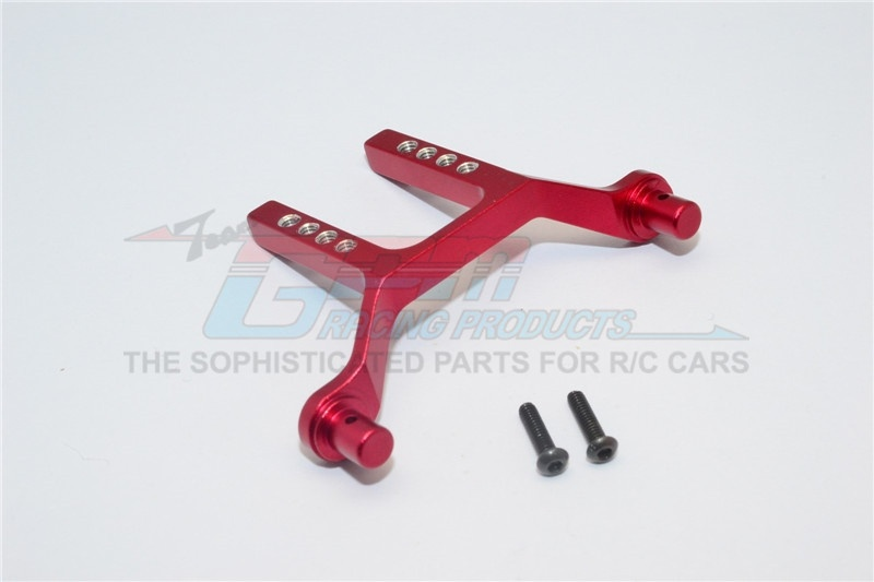 GPM aluminum front/rear body post mount - 1PC Set for