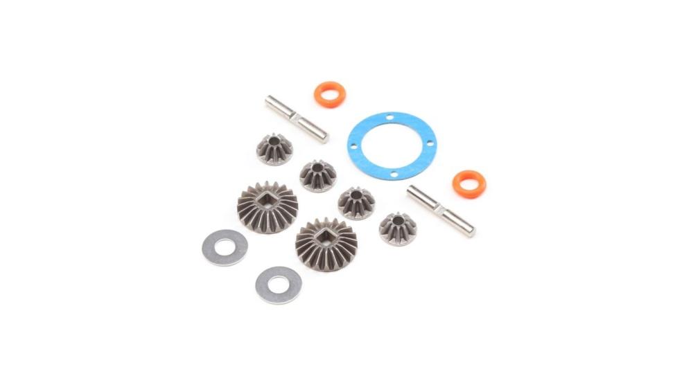 Losi Open Rear Diff Gear Set: BR RR (LOS232051)