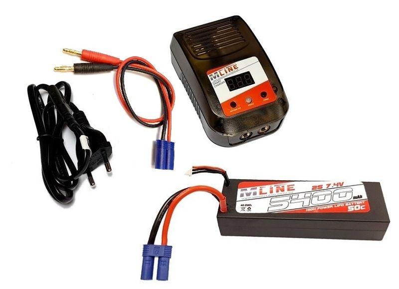 MLine Smart Charger AC 20W 3A --SPARSET-- inkl. MLine