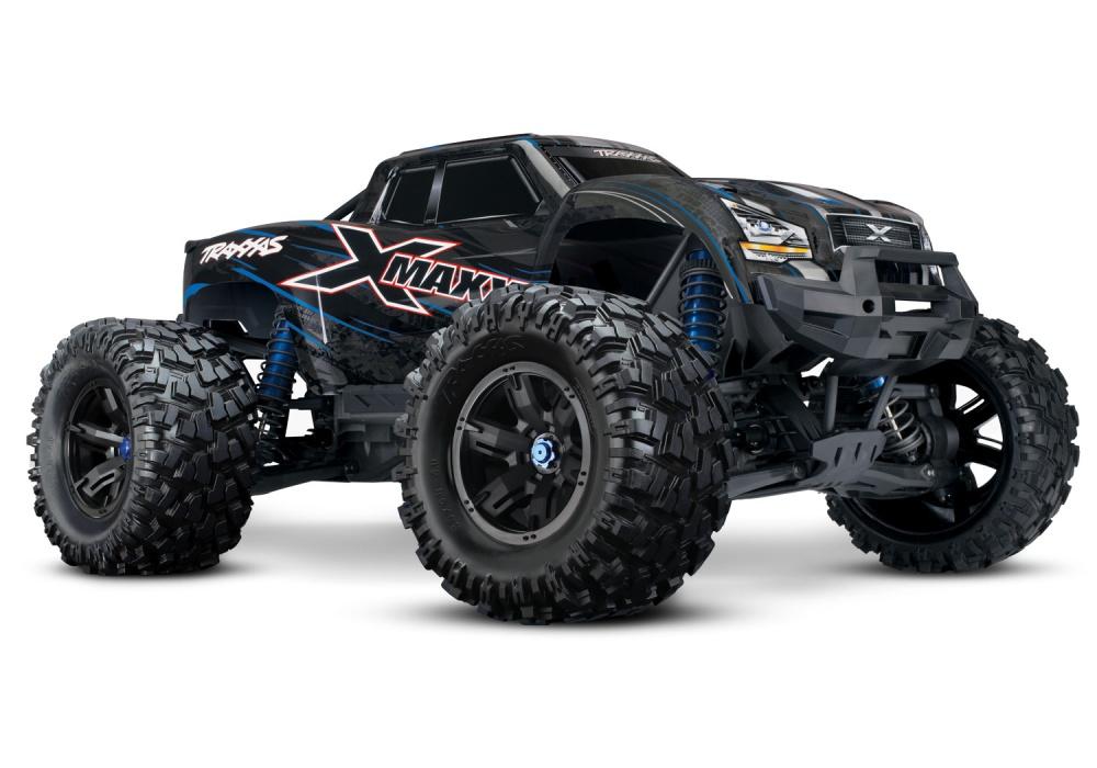 Traxxas X-Maxx 8S 4x4 BL E-Monster-Truck VXL TQi2.4GHz