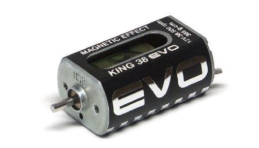 NSR KING 38K EVO Magnetic 38500 rpm 365g.cm @ 12V