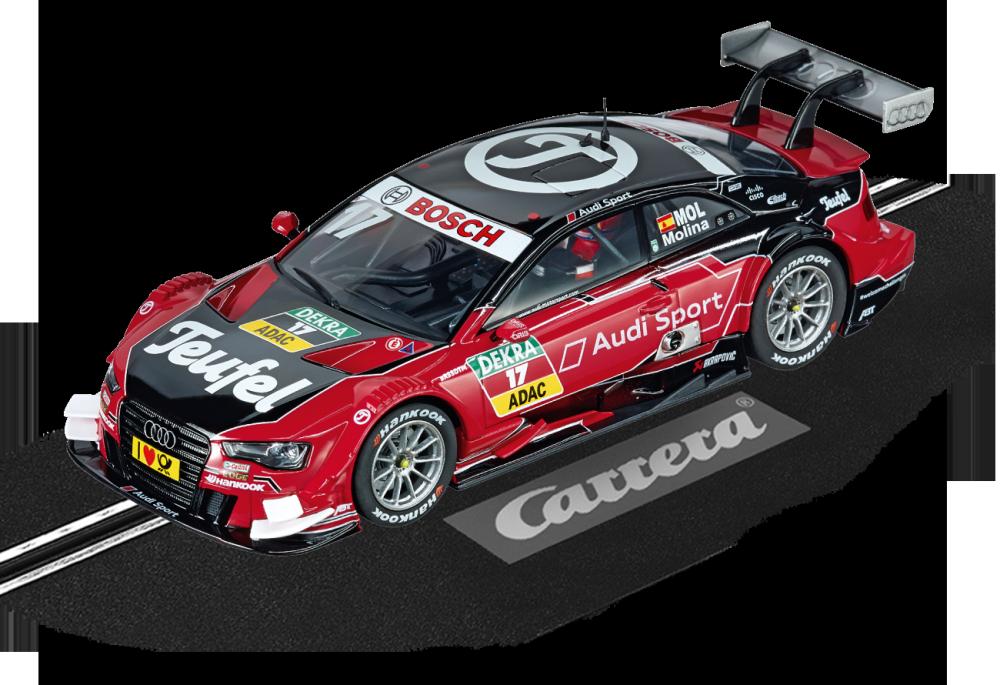 Carrera Evolution Audi A5 DTM M.Molina,No.17 --Lose--