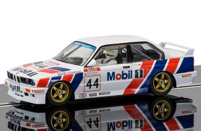 Scalextric 1:32 BTCC SE BMW E30 M3 - Steve Soper HD