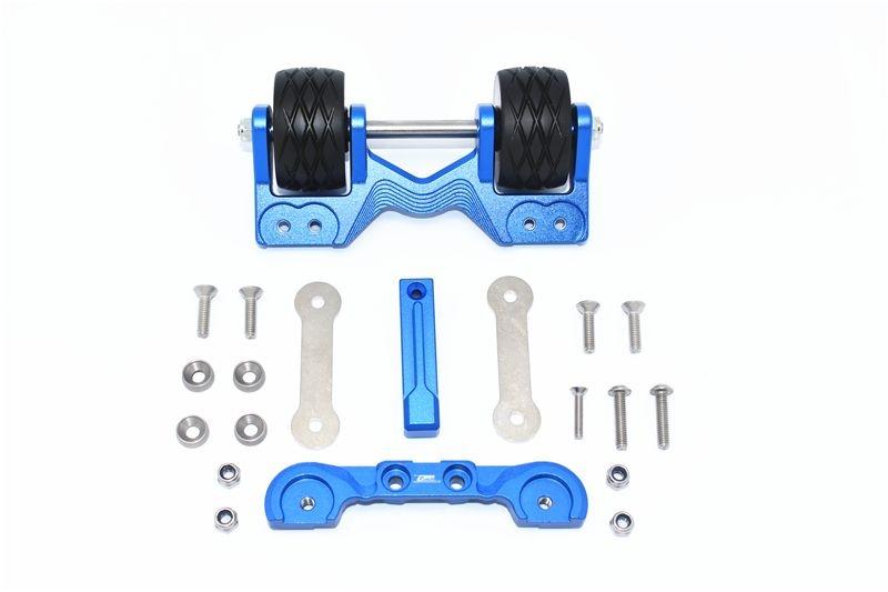GPM Aluminum Rear Adjustable Wheelie - 20PC Set for