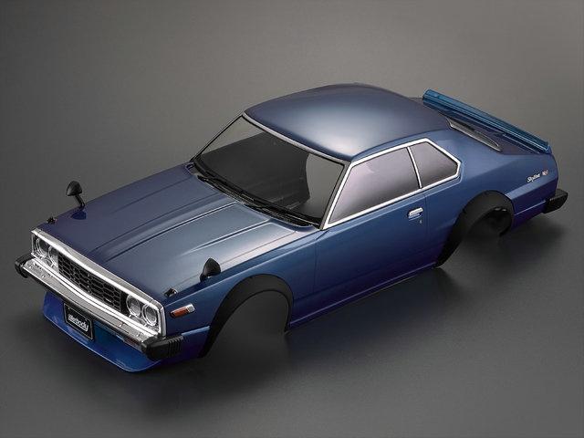 Killerbody Karosserie - 1/10 Touring/Drift - 195mm - Scale -