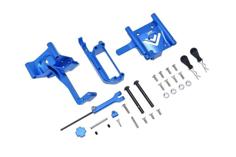 GPM Aluminum Handbrake Kit + Center Differential Cover -