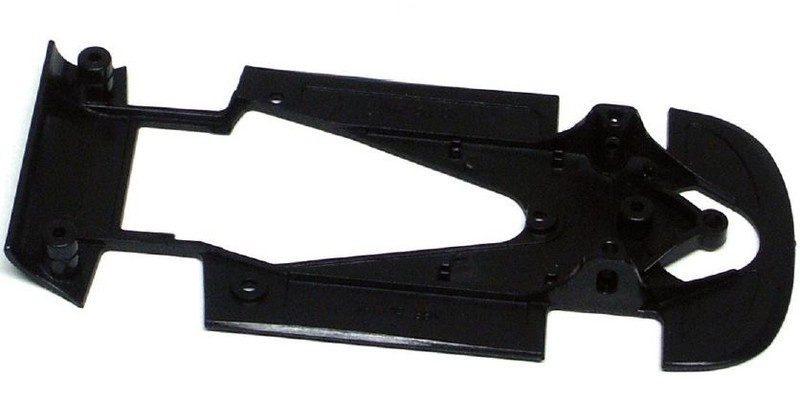 NSR Mosler EVO5 Chassis MEDIUM BLACK
