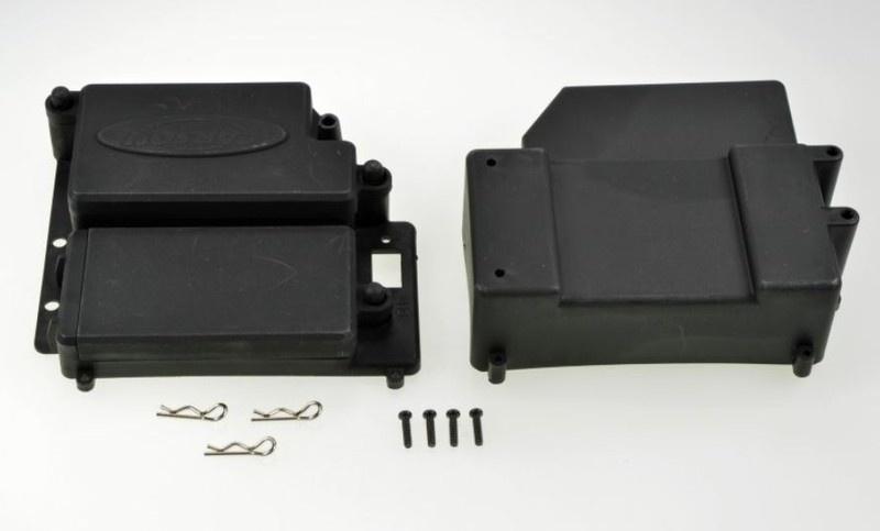 Carson CY-2 Empfänger Box