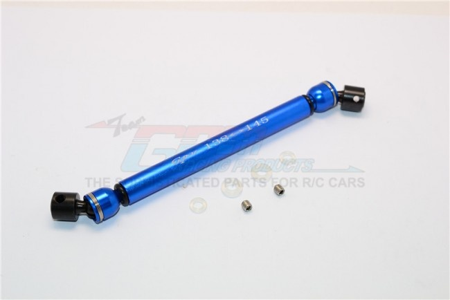 GPM steel+aluminium center drive shaft(138mm-145mm)