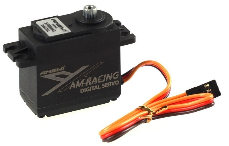 Amewi AMX Racing 5508MG Digital Servo Standard