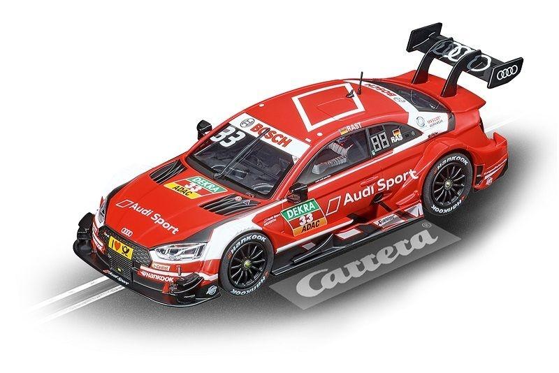 Carrera Digital 132 Audi RS 5 DTM R.Rast, No.33