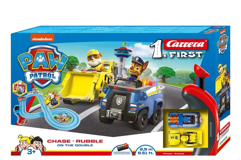 Carrera FIRST- PAW PATROL - On the Double 2,9