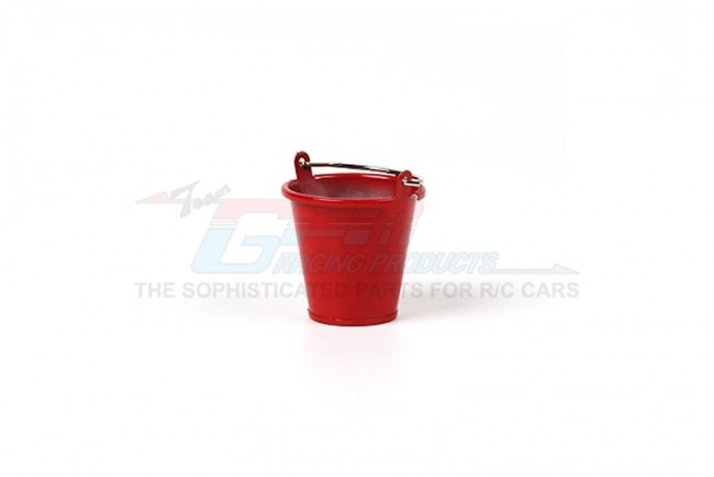 GPM Scale Accessories: Metal Water Bucket for Crawlers