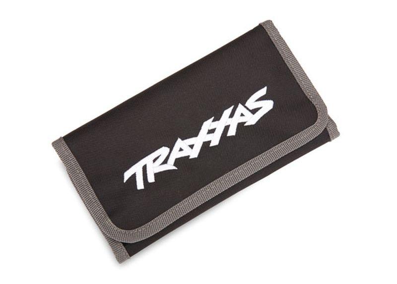 Traxxas Werkzeug-Beutel schwarz (mit TRAXXAS LOGO) TRAXXAS