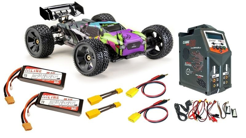 Absima 4WD Offroad-Truggy TORCH Gen2.0 6S 2.4GHz RTR 1:8