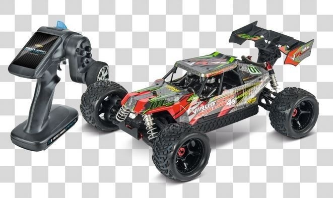 Carson Virus Race 4.1 4WD Buggy 4S Brushless 2.4GHz