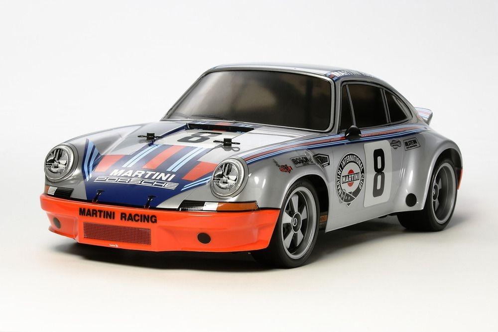 Tamiya Karosserie-Satz Porsche 911 Carrera RSR Martini 1:10