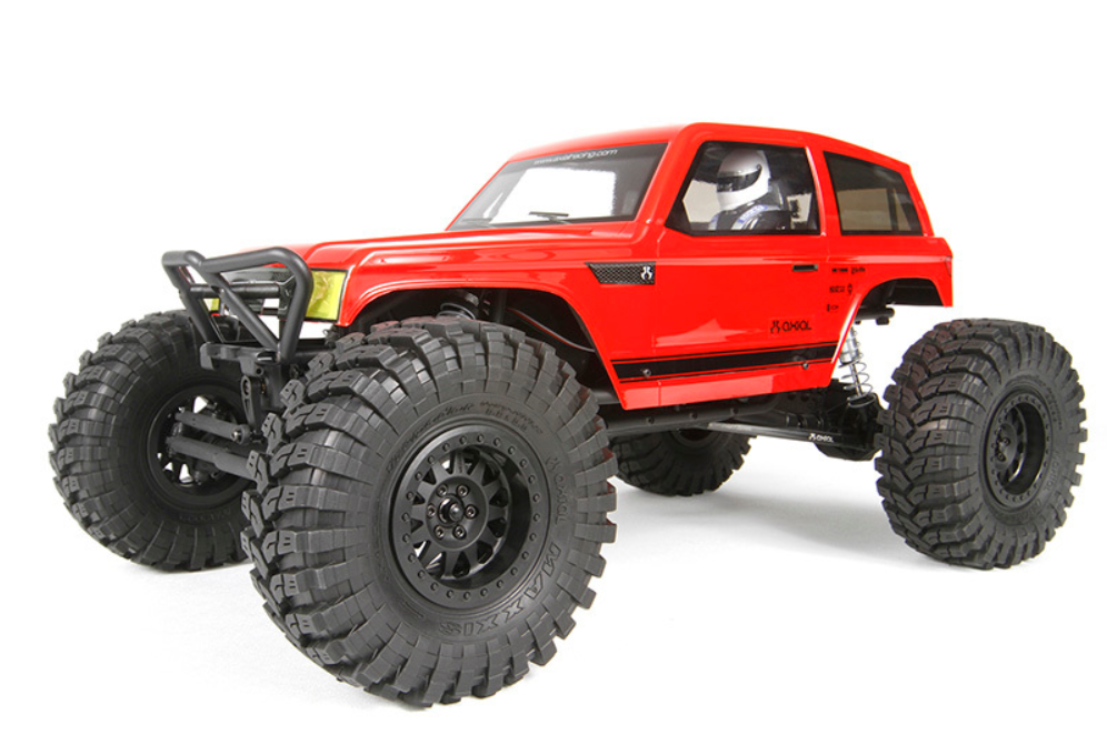 Axial Wraith Spawn 4WD Electric Rock Racer Bausatz 1:10