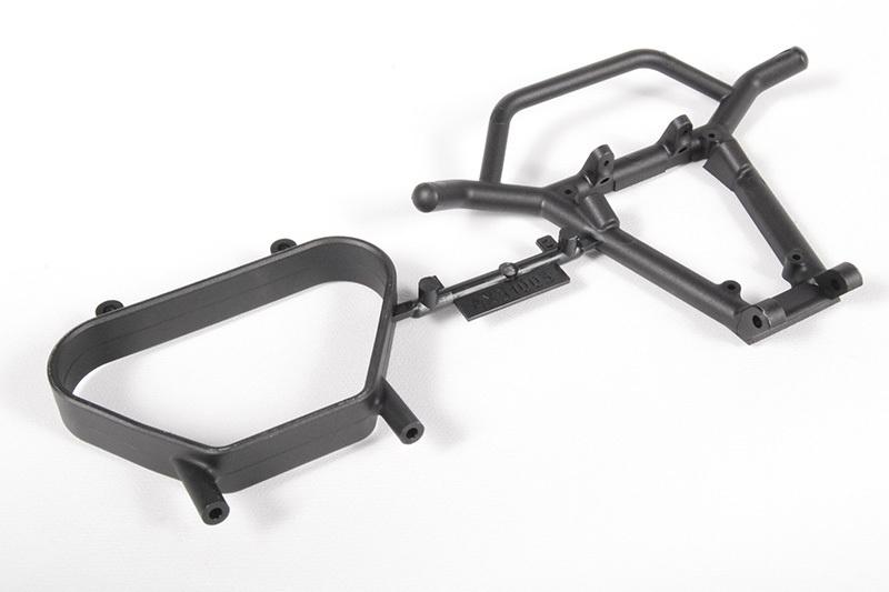 Axial - Front Bumper Set Yeti XL