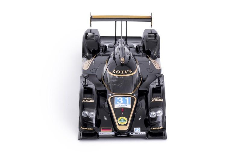 Slot.it Lola B12/80 #31 24h Le Mans 2012