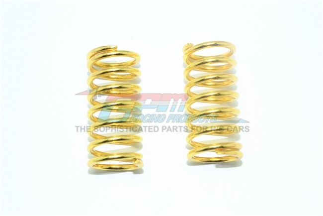 GPM spare springs 2.6mm (coil length) for shocks - 2PC SET