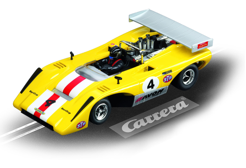 Carrera Digital 132 Lola T222 Orwell Supersports Cup No.4