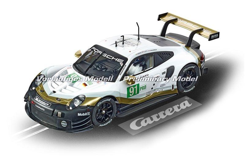 Carrera Digital 124 Porsche 911 RSR #91
