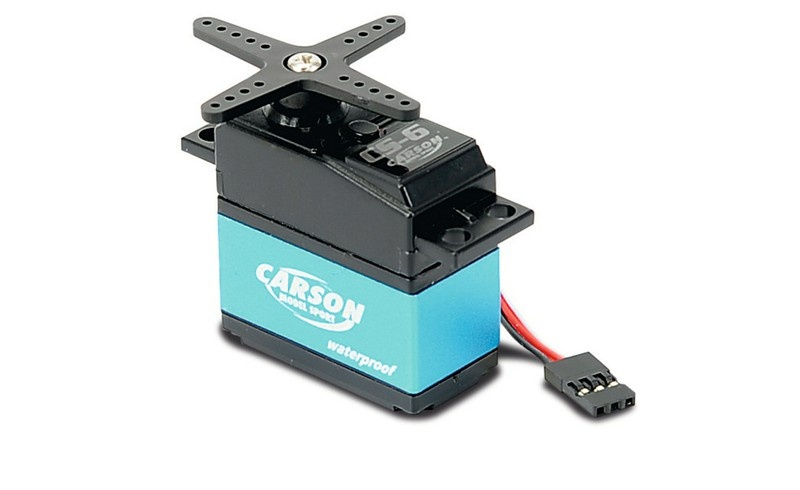 Carson Servo CS-6 Waterproof MG 6kg JR