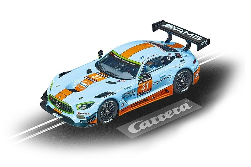 Carrera Evolution Mercedes-AMG GT3 Rofgo Racing, No.31,