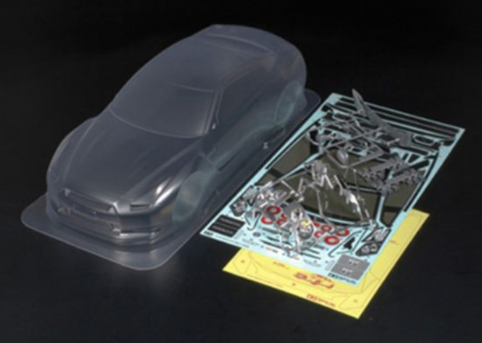 Tamiya Karosserie Nissan GT-R