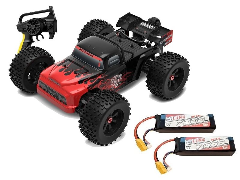 Team Corally - DEMENTOR XP 6S - Model 2021 1/8 Monster Truck