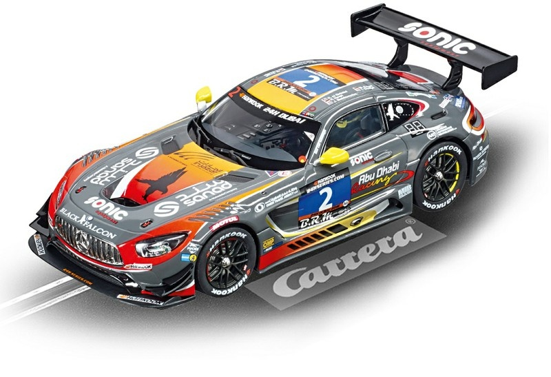 Carrera Digital 132 Mercedes-AMG GT3 No.2,24h of Dubai