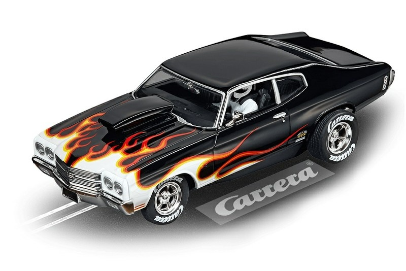 Carrera Digital 132 Chevrolet Chevelle SS 454