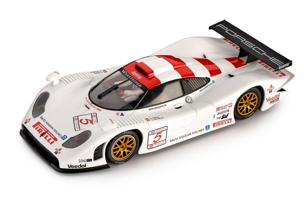 Slot.it Porsche 911 GT EVO 98 - FIA GT - Silverstone 1998 -
