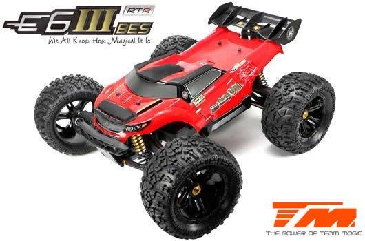 Team Magic E6 III BES 4WD Electric Monster Truck 2.4GHz
