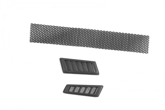 GPM scale accessoires: fender vent for Traxxas TRX-4