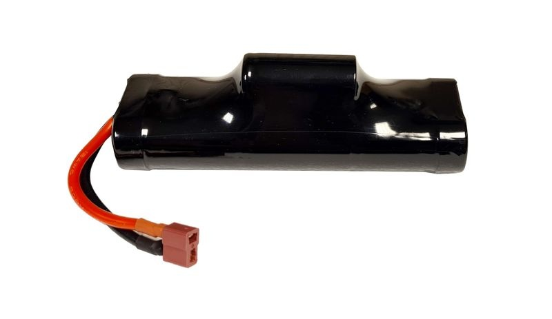 Gens ace 5000mAh 8.4V 7-Cell NiMH Hump Battery Pack