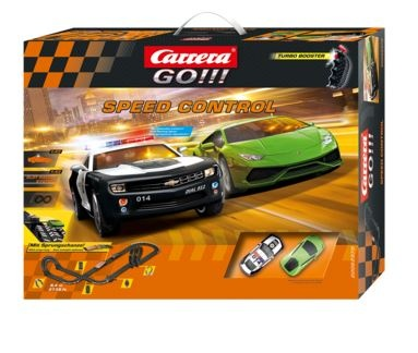 Carrera Go!!! Speed Control