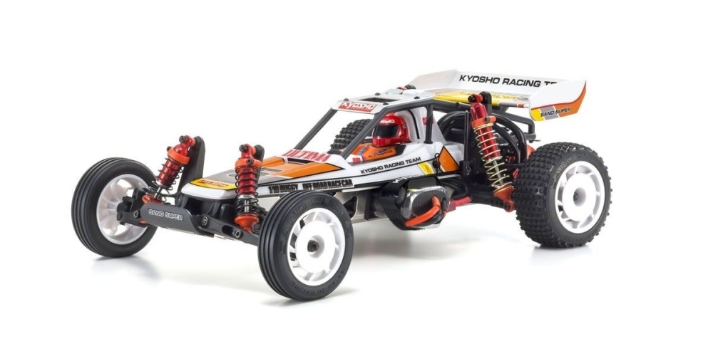 Kyosho ULTIMA 1:10 2WD Kit *LEGENDARY SERIES*