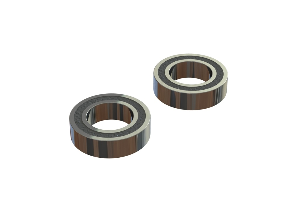 Arrma Ball Bearing 15x26x7mm (2) (ARA610035)