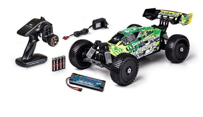 Carson FY10 Buggy Destroyer 2.0 2S 4WD Brushless 2.4GHz