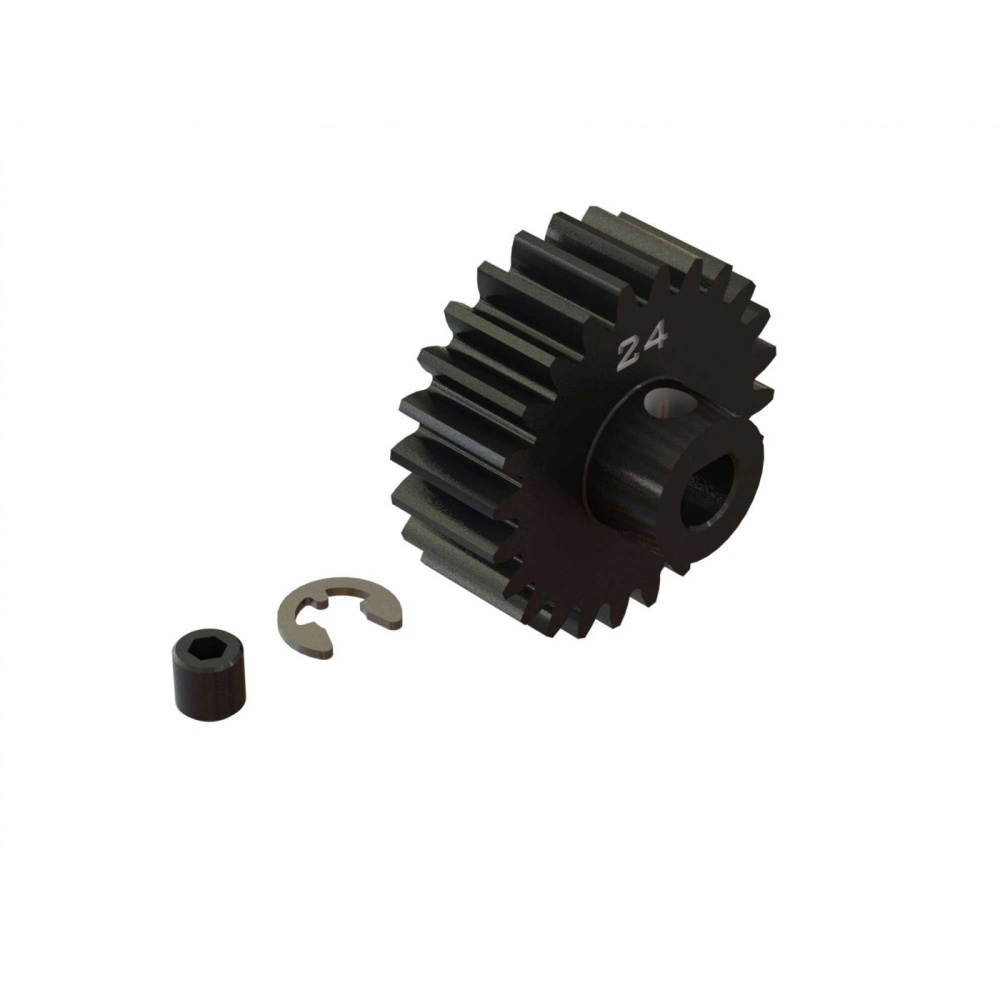 Arrma 24T HD Mod1 Safe D-5 Pinion Gear (ARA310971)