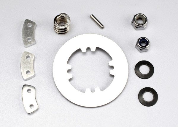 Traxxas Rebuild-Kit Slipper Heavy-Duty Slipper