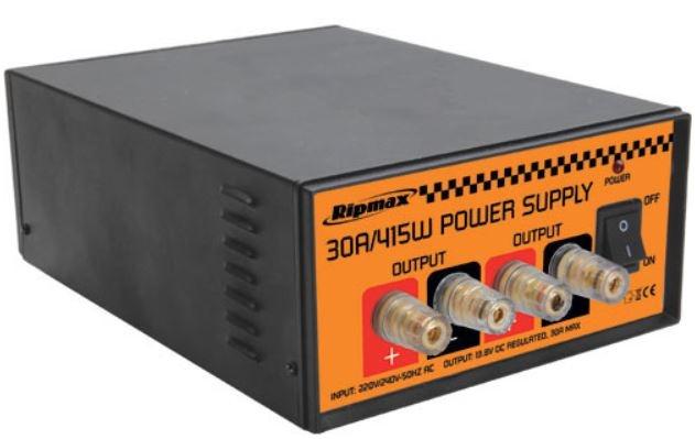 Ripmax Power Supply 13.8V  30A  415W Euro