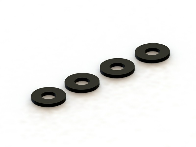 Arrma RC Washer 6.1x14x1.5mm (4)