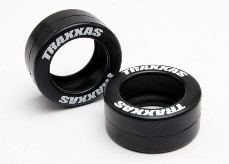 Traxxas Gummi-Reifen Wheeliebar