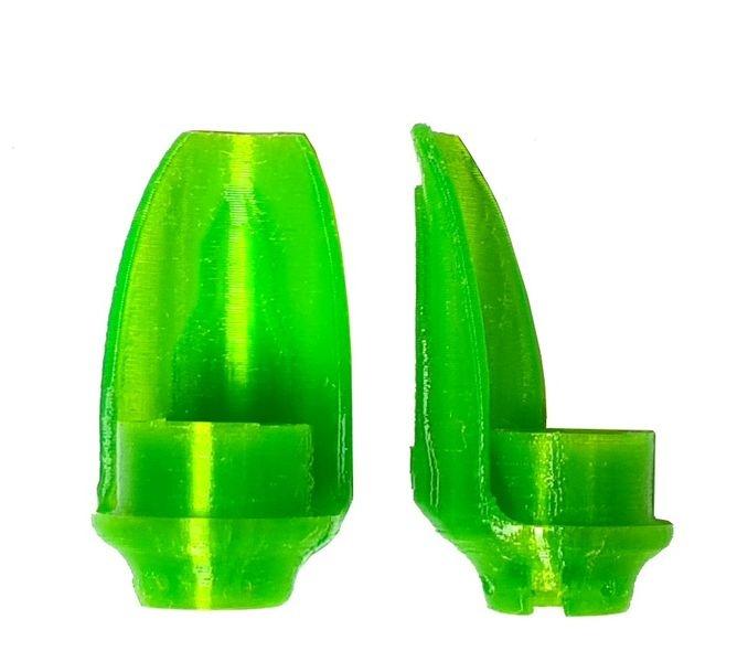 JS-Parts ultraflex Kolbenschützer grün für