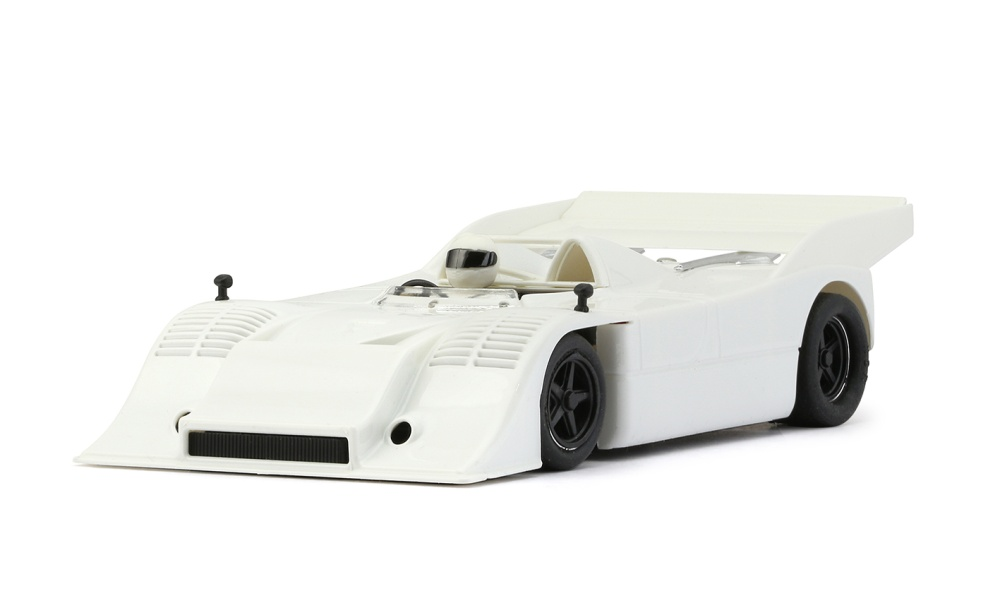 NSR Porsche 917/10K Test Car - White / Sidewinder /