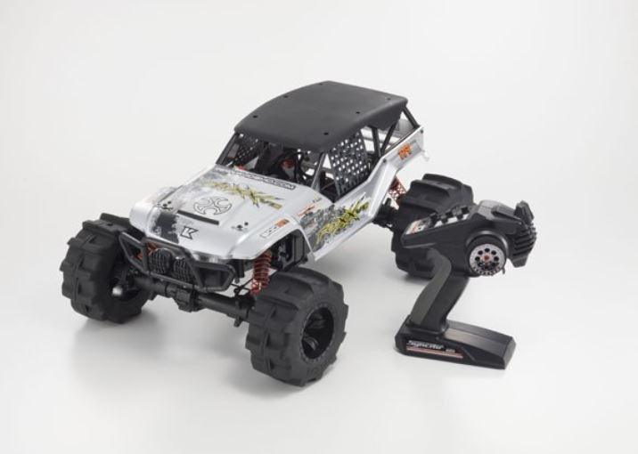 Kyosho FO-XX VE EP 4WD (KT231P) 2.4GHz  RTR 1:8