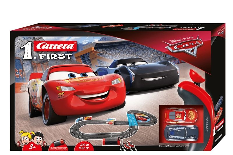 Carrera FIRST Disney·Pixar Cars